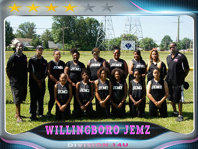 Willingboro Jemz Softball - 14U