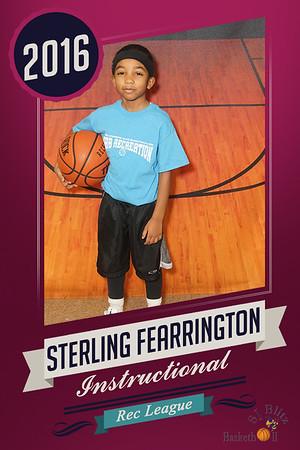 Willingboro Rec Basketball 2016
