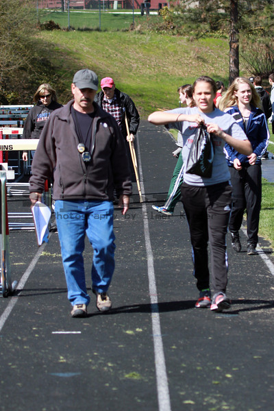 Trout Lake Track Meet 04/12/11