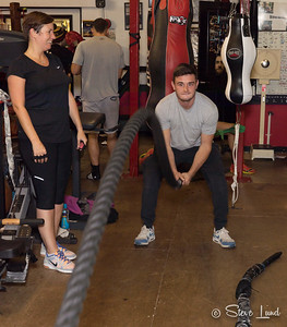LH Fitness Gym Session - October 2016
