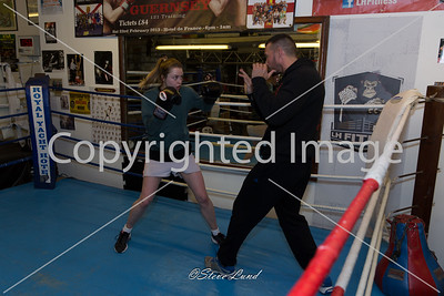 LH Fitness Studio - Wednesday sparring