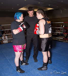 Fight 3 - Maria Benbow v Alicia Coyle
