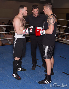 Fight 5 - Denny Lane v Josh Ozman