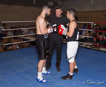 Fight 6 - Billy Barnes v Dalton Harfield