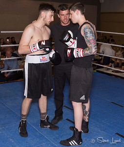 Fight 8 - Jordan Lescop v Brady Painter