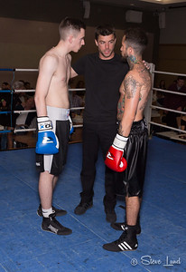 Fight 9 - James Warley v Ethan Thomas