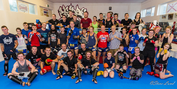 Pisces Muay Thai Sparring Session