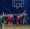 Mens' Basketball -16