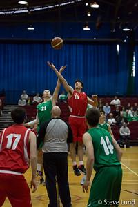 2016 Basketball Inter-Insulars