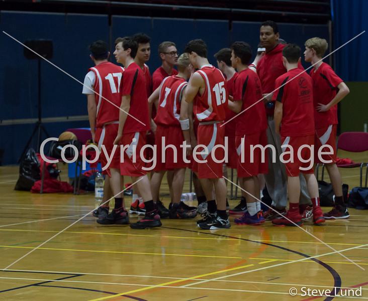 U17s Basketball -2
