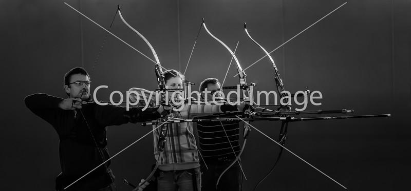 3 Archers