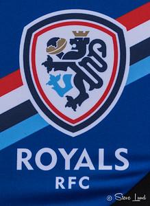 Jersey Royals RFC v Weybridge Vandals