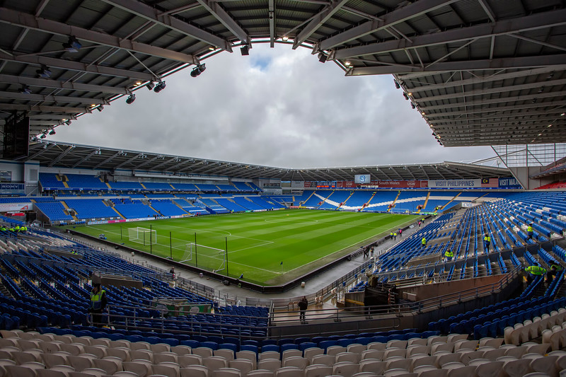 The Cardiff City Stadium