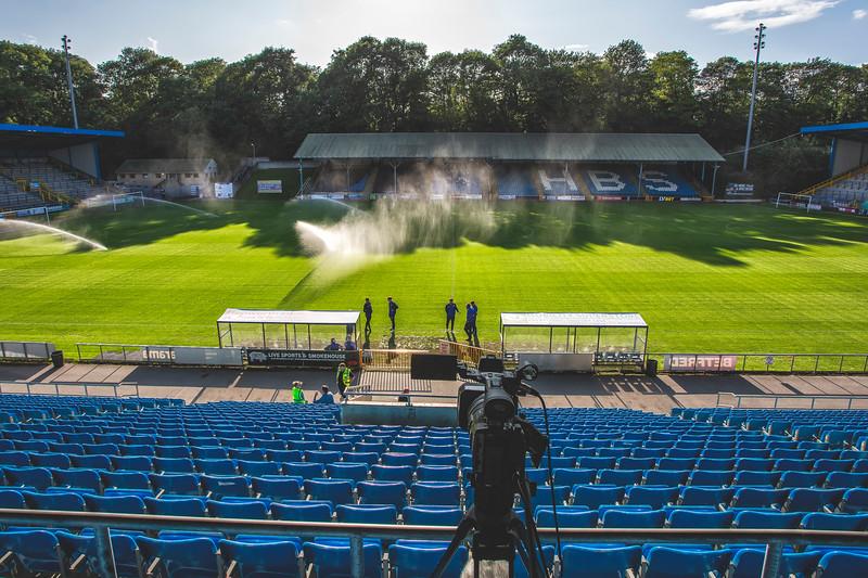 Halifax Town vs Hartlepool United