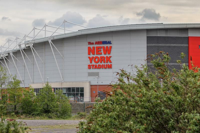 The New York Stadium, Rotherham