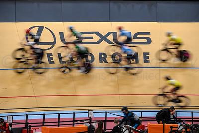 Lexus Velodrome Championship Games Weekend #3