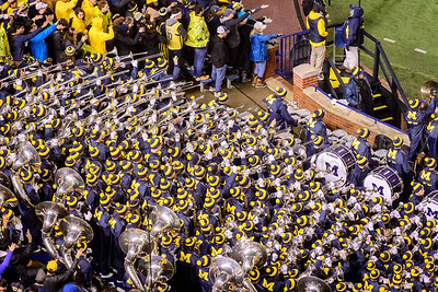 Michigan Wolverines Football @ Michigan