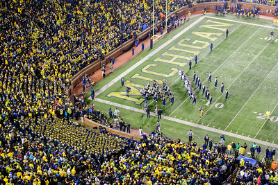 Michigan Football at Michigan