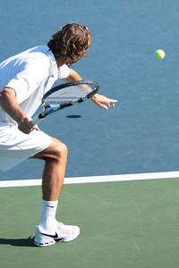 US Open 2008, qualifying round.