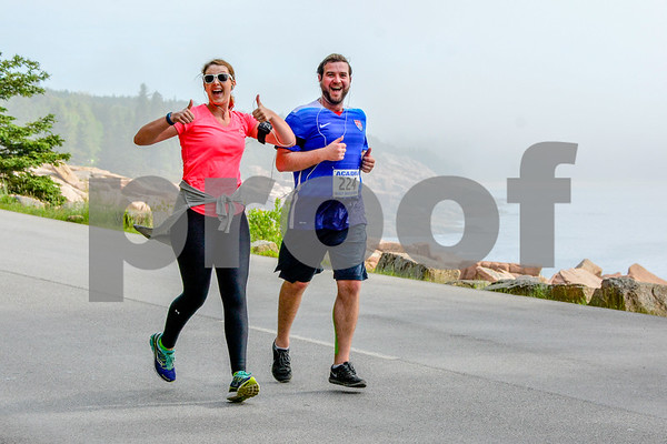 2016 MDI YMCA Acadia Half Marathon