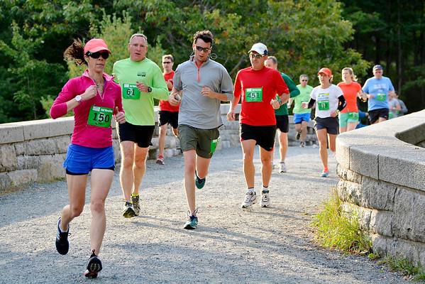 2014 Bar Harbor Bank & Trust - MDI YMCA Annual Half Marathon & Fall 5K