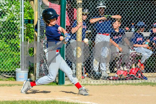 Acadian Raymond v EBS Red Sox