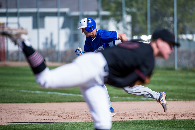 Fremont got out to an early 6-3 lead in the first inning and never let up, defeating Northridge 16-5 at Northridge High School, in Layton, on Wednesday, April 19, 2017.