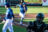 The Raptors extend their home streak to 10-0 with a 5-3 win over the Great Falls Voyagers, at Lindquist Field, in Ogden, on Tuesday, August 15, 2017.