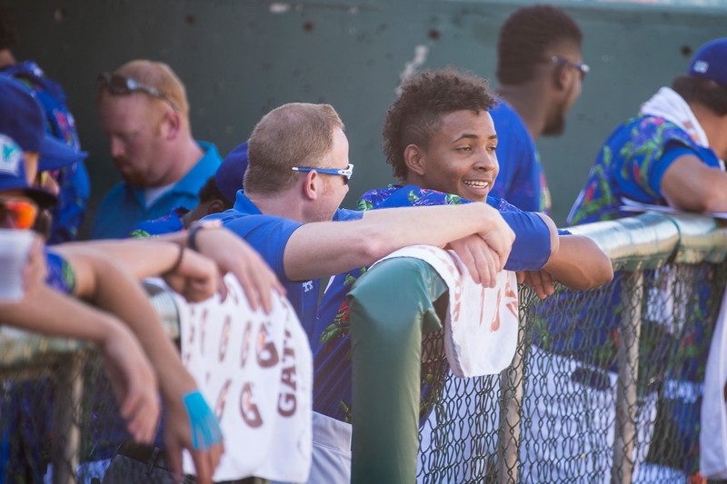 The Raptors pulled out a 7-6 win against the Grand Junction Rockies at Lindquist Field, in Ogden, on Sunday, July 30, 2017.