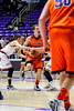 Mountain Crest fell behind early in the first half and could not overcome the deficit, losing to Maple Mountain 66-55 in the opening round of the 4A Boys State Championships at the Dee Events Center in Ogden on February 24, 2015.