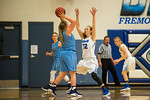 Fremont overcame some deficits during the game to beat Layton High 43-39 at Fremont High School in Plain City, on December 20, 2016.