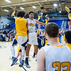 The Bonneville Lakers defeated the Roy Royals 49-41 at Bonneville High School on January 28, 2015.