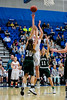 The Bountiful Braves held off the Olympus Titans by widened their lead when it really counted at the end of the game, winning with a score of 59-47 at the 4A Girls Prep Basketball Tournament at Salt Lake Community College in Salt Lake City on February 17, 2015.