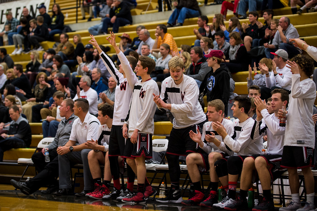 Weber got out to an early lead and never let up to defeat Roy High 56-41 at Roy High School in Roy, on Friday, February 3, 2017.