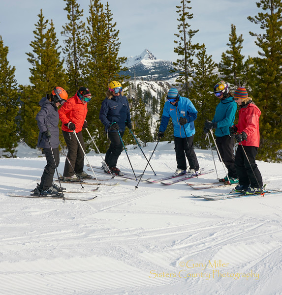Hoodoo Women's Ski Program © Gary N Miller