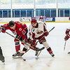 The Ogden Mustangs defeated the Casper Coyotes 5-3 at the Ogden Ice Sheet in Ogden on November 1, 2015.