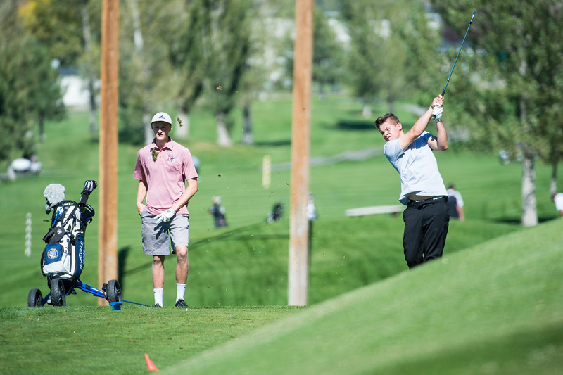 A Region 5 golf tournament was held at Eagle Mountain Golf Course, in Brigham City, on September 26, 2016.