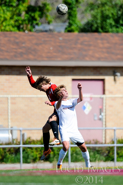 Viewmont wins 3-0 against American Fork High Scool in the first round of the playoffs at Viewmont High School in Bountiful on May 13, 2014. (ROBBY LLOYD/ Special to the Standard-Examiner)