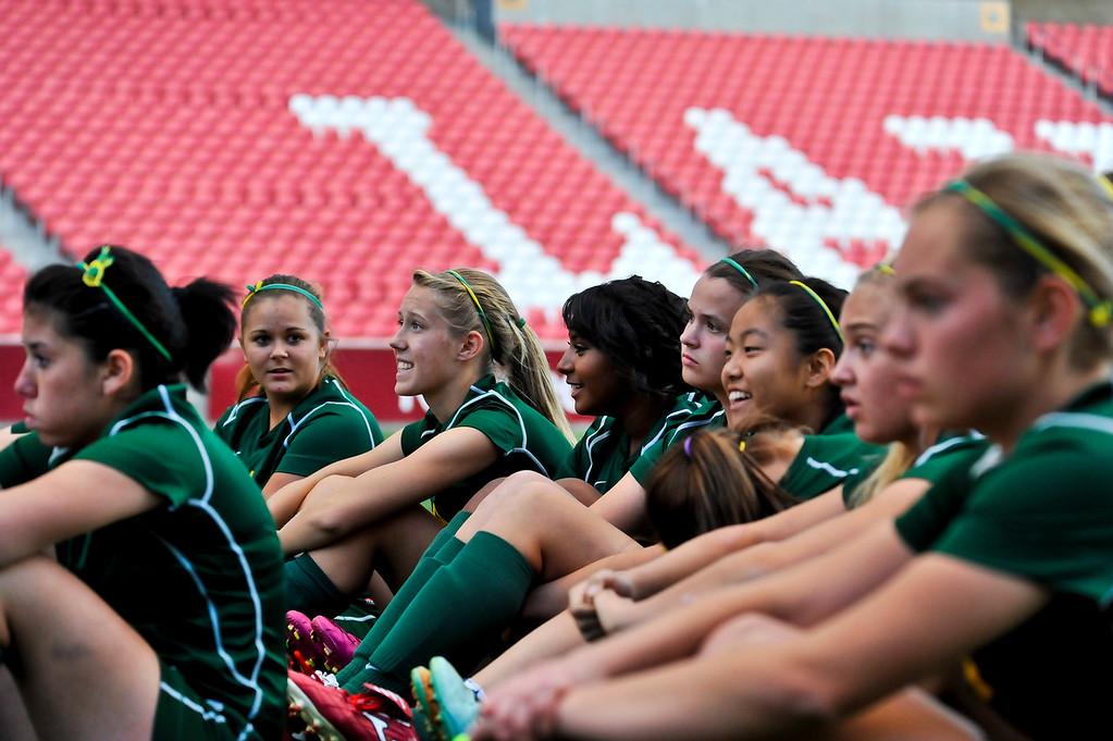 Girls Prep Soccer 2A Championships: St. Joseph vs. Waterford, Oct. 20, 2012