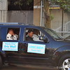 October 20, 2012<br /> <br /> ERIC WALL AND LINDSEY HORTON, DEPUTY CHIEFS OF JPD<br /> Jackson State University's Homecoming Parade - 2012