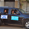 October 20, 2012<br /> <br /> COLENDULA GREEN, PUBLIC INFORMATION OFFICER AND REBECCA COLEMAN, JPD POLICE CHIEF<br /> Jackson State University's Homecoming Parade - 2012