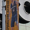 May 9, 2015<br /> <br /> KOSTA KOUFUS'S BANNER<br /> Memphis Grizzlies<br /> FedEx Forum<br /> Memphis, TN