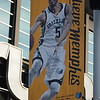 May 9, 2015<br /> <br /> COURTNEY LEE'S BANNER<br /> Memphis Grizzlies<br /> FedEx Forum<br /> Memphis, TN