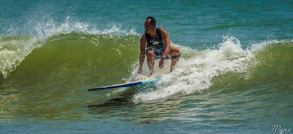 1st Street Va. Bch. Surfing