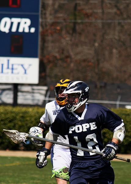 Pope Boys Lacrosse @ Wheeler