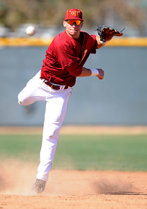NCAA Baseball: Cal State L.A. at Cal State Dominguez Hills.