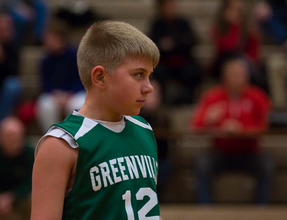 Greenville vs Tipp City 7th Grade