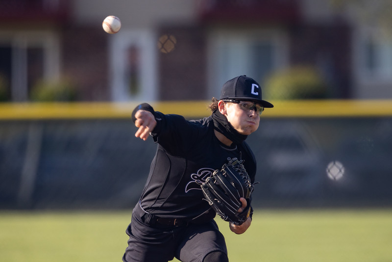 The North Bulldogs defeated The East Olympians 8 -1 on May 7, 2021. Photo by Tony Vasquez for Indy Sports Daily.