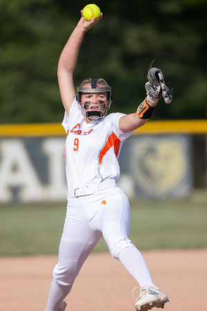 Bloomington North defeated Columbus East in 4A Sectional play 12-5 on May 25, 2021. Photo by Tony Vasquez for Indy Sports Daily.
