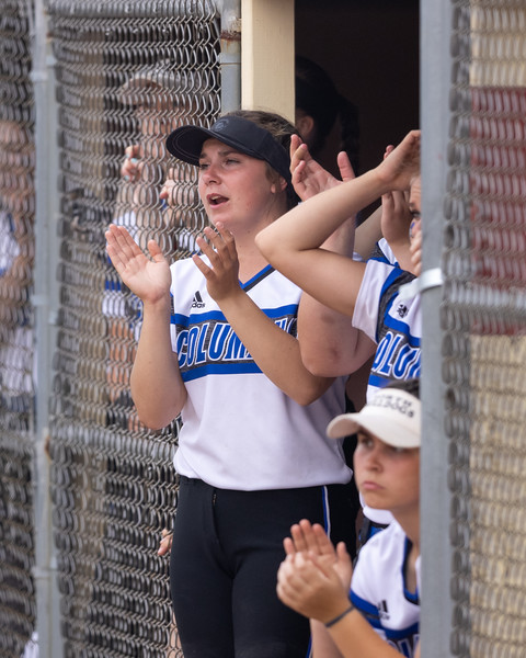 The Columbus North Bull Dogs won Tuesday's regional playoff game against Center Grove 6-0. Photo by Tony Vasquez for Indy Sports Daily.